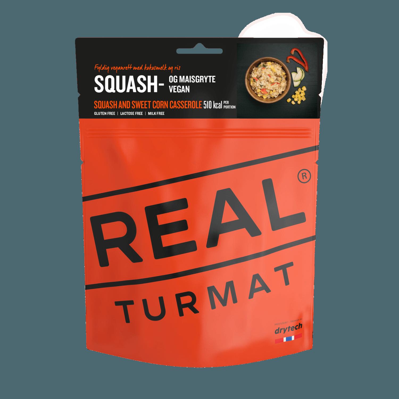 Vegan maaltijden van REAL Turmat als voorbeeld van groene black friday