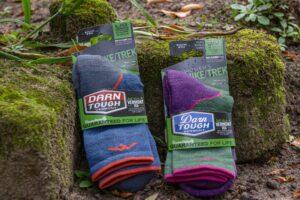 Last minute outdoor kerstcadeau's darn tough sokken