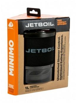Jetboil Minimo in verpakking