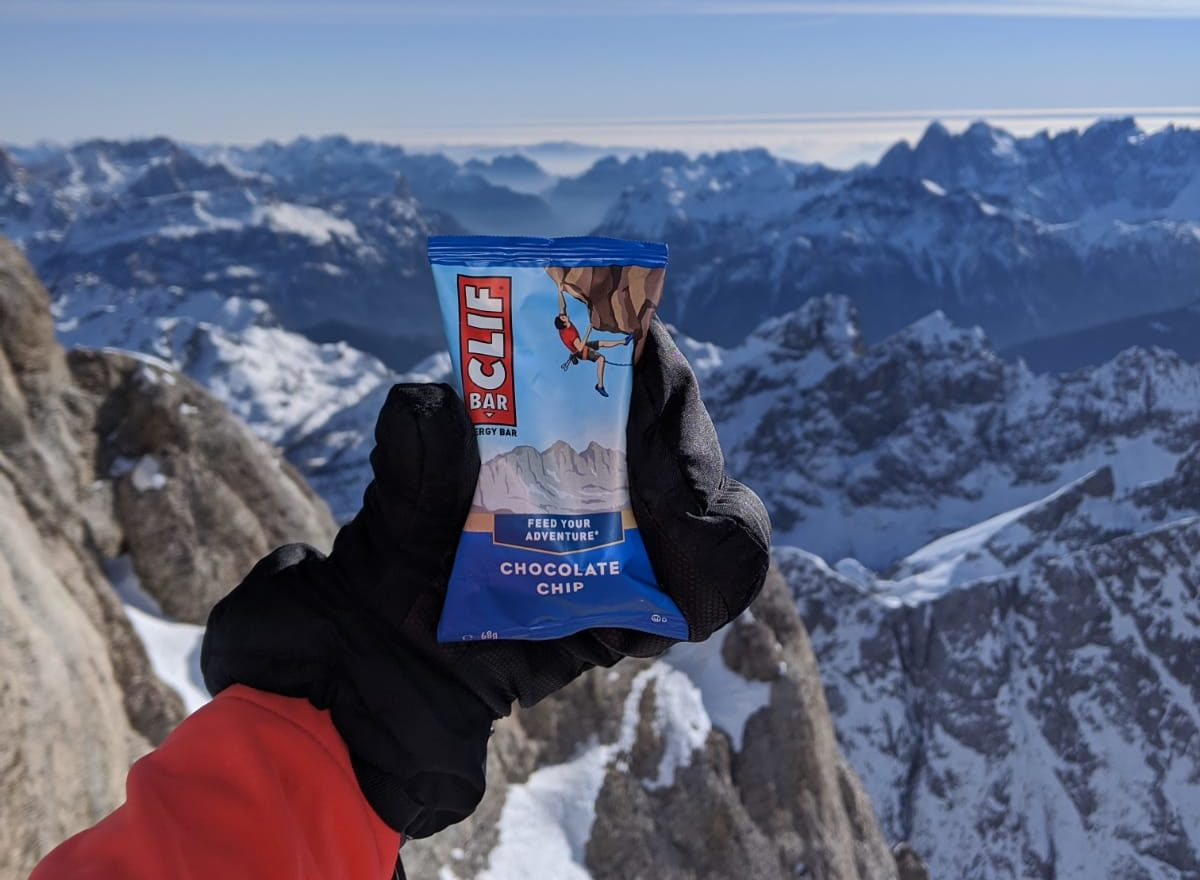 review clif bar chocolate chip